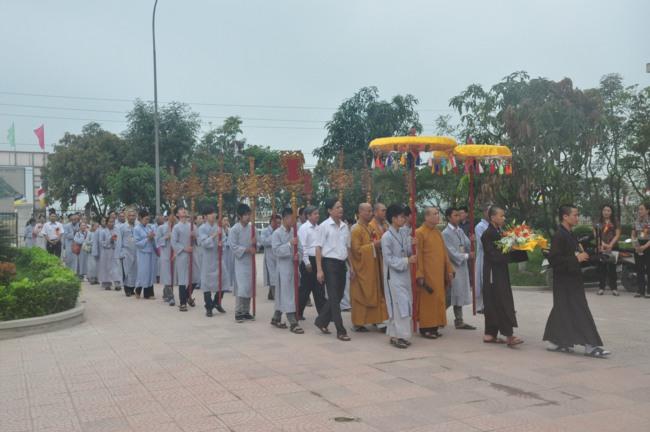 Hà Tĩnh: Đại hội Phật giáo thị xã Hồng Lĩnh.