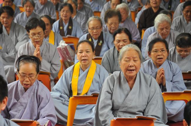 Chùa Bằng: Ngày tu an lạc tháng ba năm Mậu Tuất