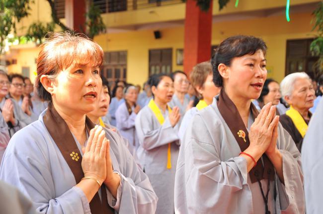 Chùa Bằng: lễ ngũ bách danh kính mừng khánh đản Đức Quán Thế Âm Bồ Tát